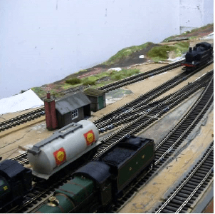 Avon Sidings