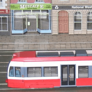 Read more about the article Croydon Tramlink